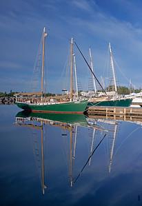 Grand Marais Harbors