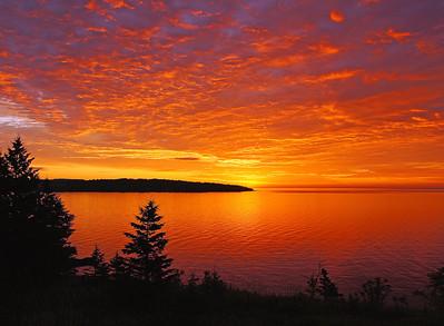 Burlington Bay Sunrise 1