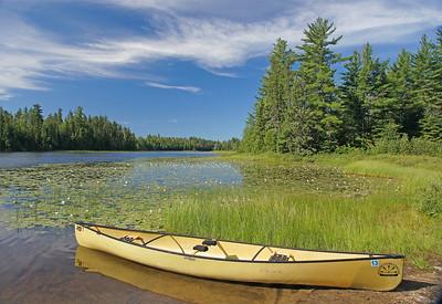 Lake One BWCAW