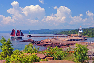 Grand Marais Harbor_PSundberg