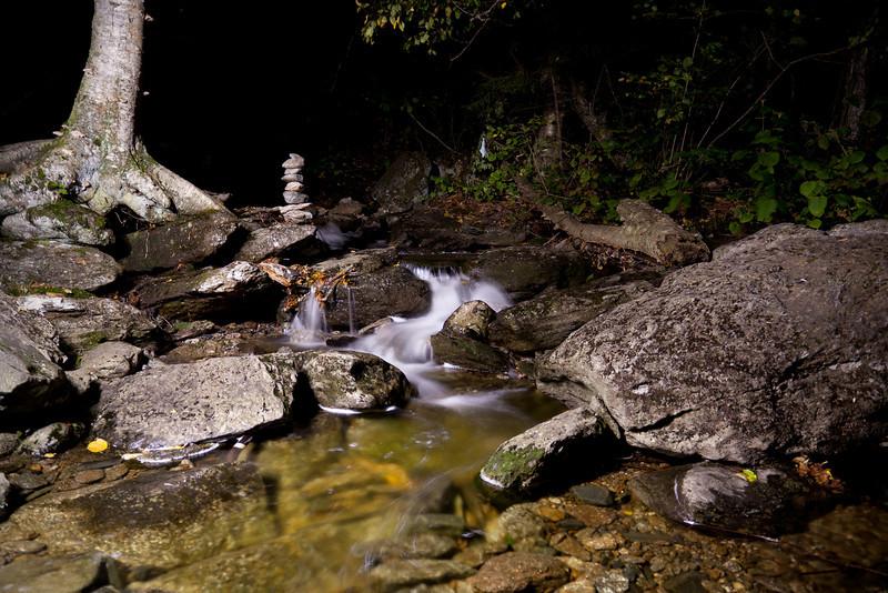 Panty Falls - Waterbury, VT