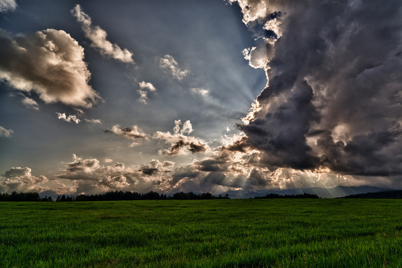 Cloudburst - Morrisville, VT