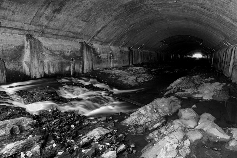 Light at the end of the tunnel - Hartland, VT
