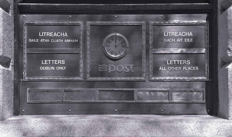 Letters From Dublin