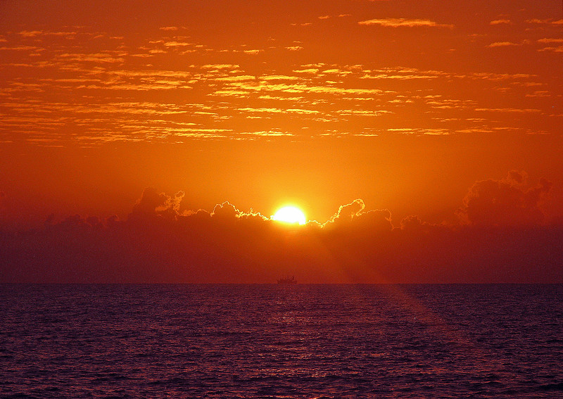 Sunset, Key West, FL, USA