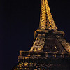 Eiffel Tower - at night