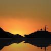 Morning Sunrise in Greece