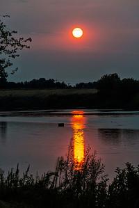 Sacramento River Sunrise 2