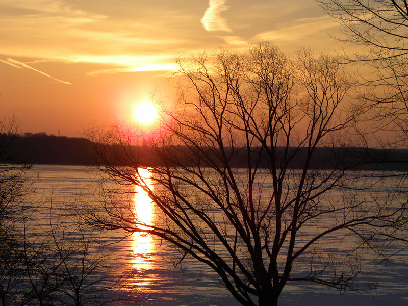 Sunrise - Cayuga Lake