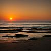 Eau Gallie Beach Florida Sunrise