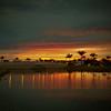 Iphone Sunset At Myakka River Motorcoach Resort