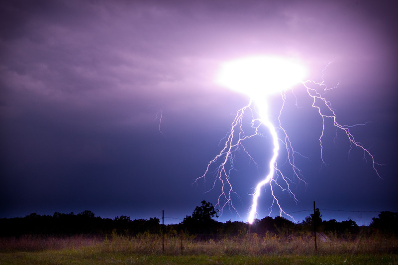 Stay Safe & Keep An Eye To The Sky! In honor of the first day of 'Storm Season' here's one from my archives.