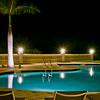 Night Time Swimming Pool ~ Myakka River Motorcoach Resort