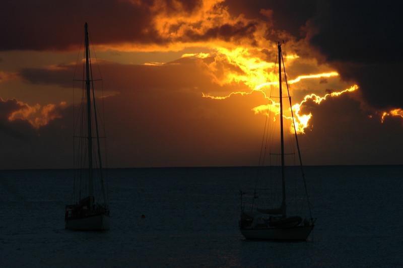 St. Maarten Sunset