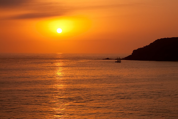 Sunset - Mazatlan, Mexico