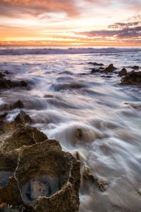 North Beach Sunset (1 of 4)