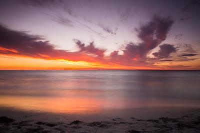 North Beach Sunset (1 of 1)