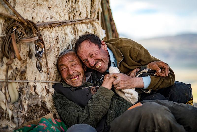 Sur les routes des Kirghizes Afghans