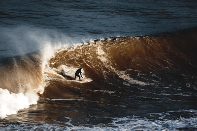 King of the Point Surf Contest - Scarborough, UK