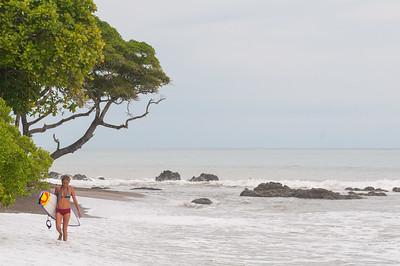 Lucila Dickinson Cabuya, costa Rica