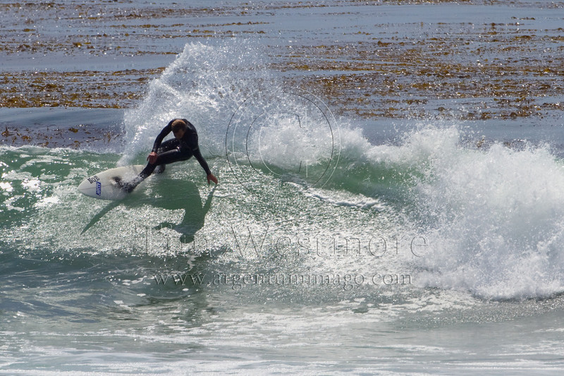 Touching His Shadow - Danny Hart Surfing