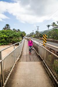 Surfblitz North Shore Bike Path