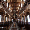 PARAMARIBO. INTERIOR OF THE ST. PETRUS EN PAULUS KATHEDRAAL. SURINAME.