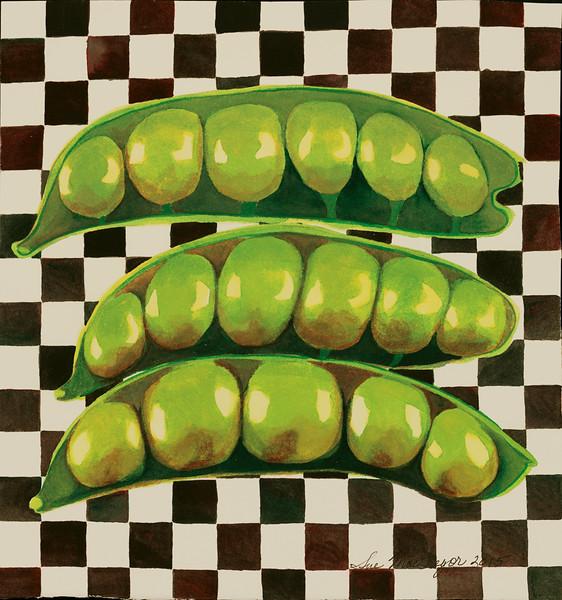 Kathy's Peas
