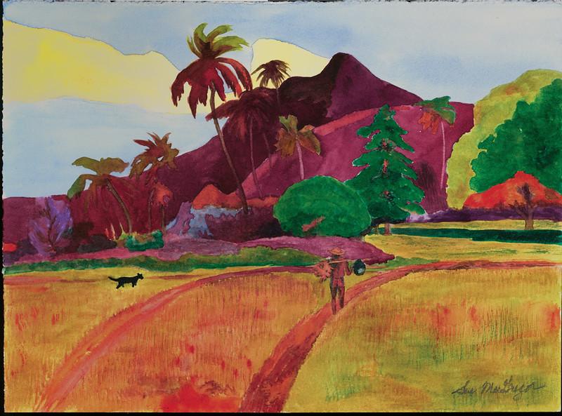 Gauguin Tribute