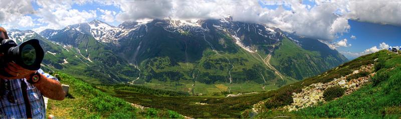 Edelweissspitze - Großglockner - Austria
