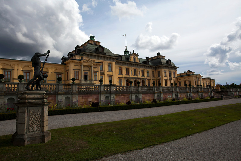 STOCKHOLM. DROTTNINGHOLM.