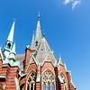 GOTHENBURG. OSCAR FREDRIK CHURCH.