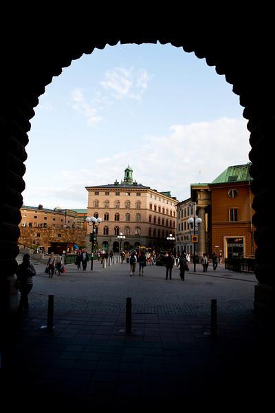 STOCKHOLM.