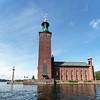STOCKHOLM. KUNGSHOLMEN. STADSHUSET. [CITY HALL].