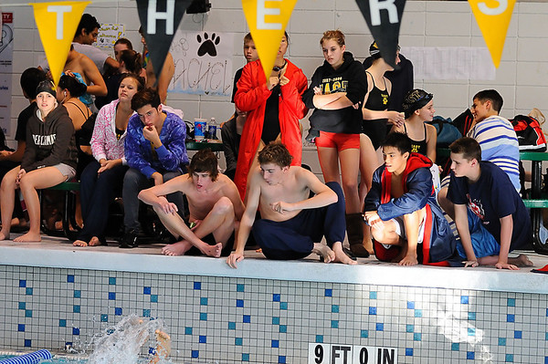 McKinney, Tx Swim and Dive - Boyd High School