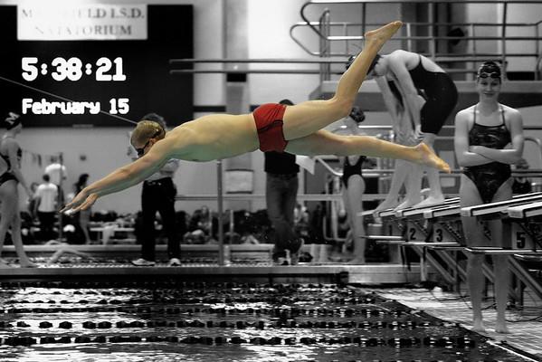 McKinney, Tx swim and dive