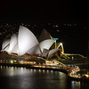 The Sydney Opera House from the Four Seasons