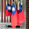 TAIWANESE FLAGS.