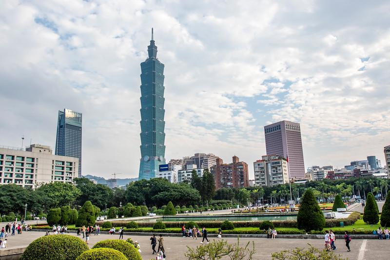 Taipei - Dr. Sun Yat Sen Memorial Hall