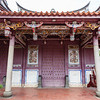 Confucian Temple complex in Tainan, Taiwan, Republic of China, Asia