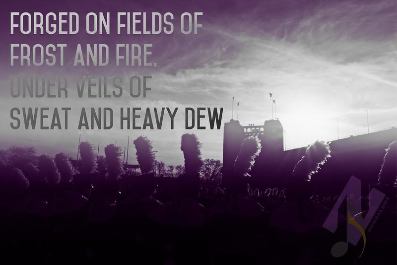 Sweat and Heavy Dew