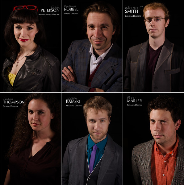 Right Brain Project Company Members Headshots