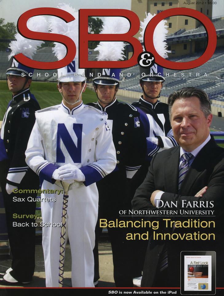 Dan Farris SBO Cover