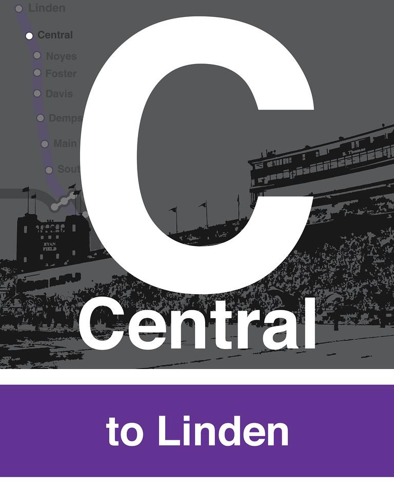 Central Purple Line