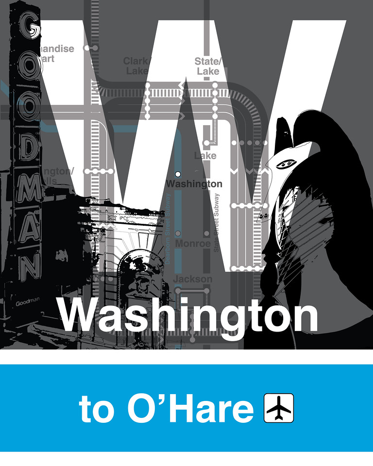 Washington Blue Line
