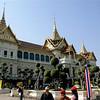 BANGKOK. ROYAL PALACE.