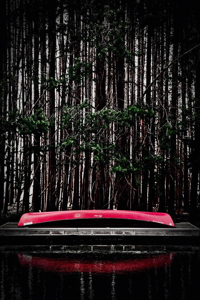 My Red Canoe