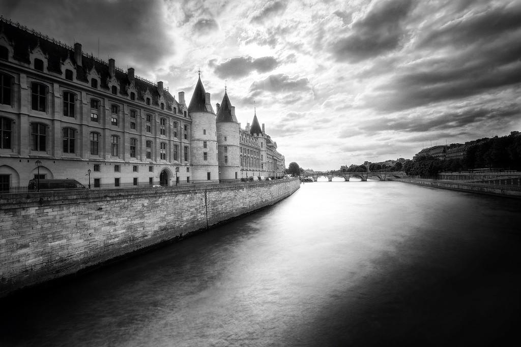 Seine River, Sky
