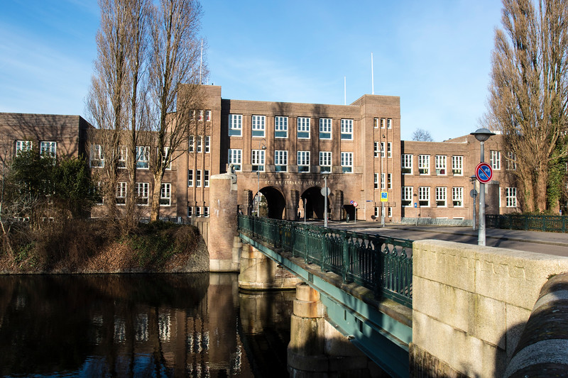 AMSTERDAM-ZUID. THE NETHERLANDS.