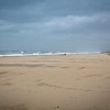 SCHEVENINGEN. CLOUDY BEACH.